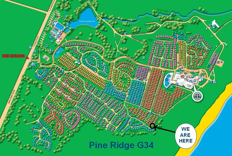 primrose valley park map on